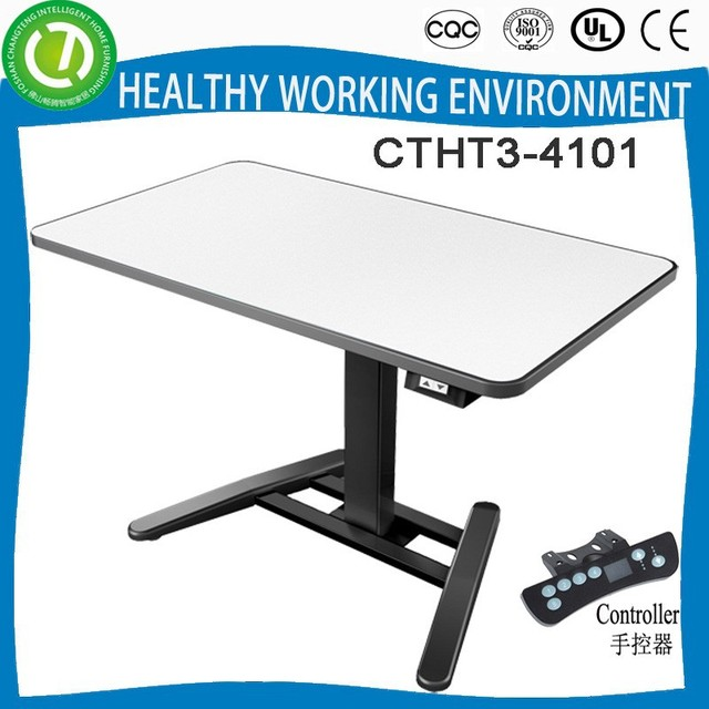 Elegant 2015 Electric Height Adjustable Indoor Cafe Tables And Chairs