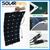 Best Price Power 100W Flexible monocrystalline silicon Per Watt Solar Panels