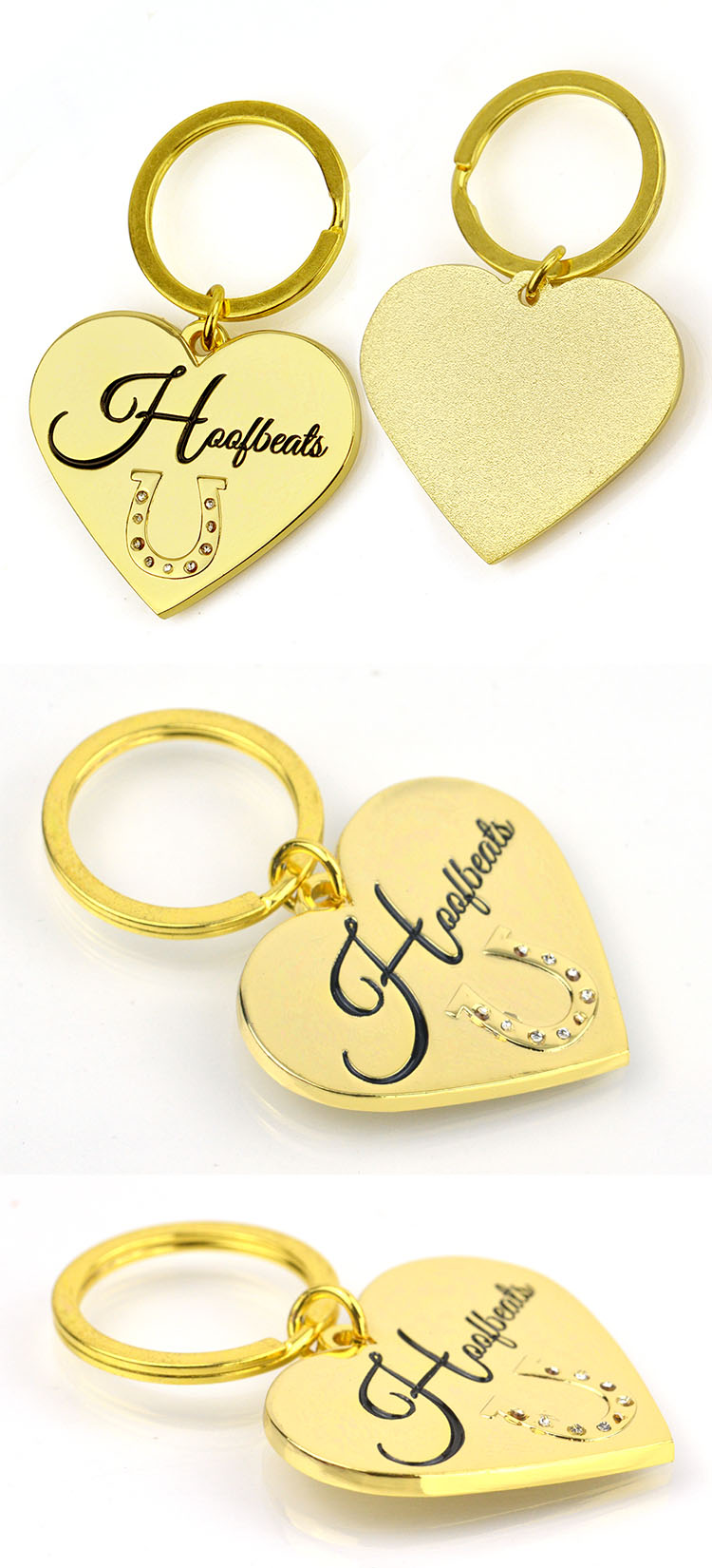 Good Quality Wholesale Custom Metal Keychain Dad Gifts Set for Fathers Day