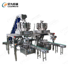 fruit canning machine line/tin cans packing machine line