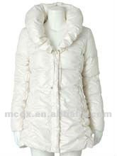 2012 WINTER shiny down jackets for women NEW STYLE