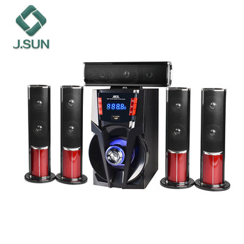 51 wireless speakers surround home theater system subwoofer View