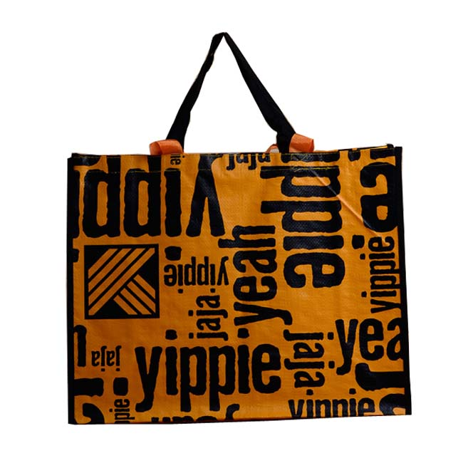 Ecological promotional china recycled cheap pp woven shopping bag