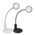 Amazon Hot Led Magnifier Desktop Table Led Magnifying Lamp