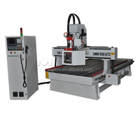 High precision 1530 ATC cnc router for Architectural Decoration Elements, Kitchen Cabinet and Door, Facades and Window