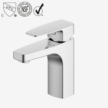 Fuao the most popular single handle brass upc faucet parts for Most popular bathroom faucets