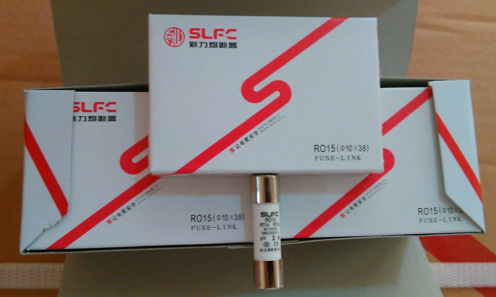 RS15 Cylindrical Fuse