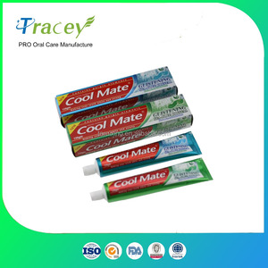 WHOLESALES CHEAP PASTA DENTAL DENTAL CREMA DENTIFRICE FACTORY TOOTHPASTE