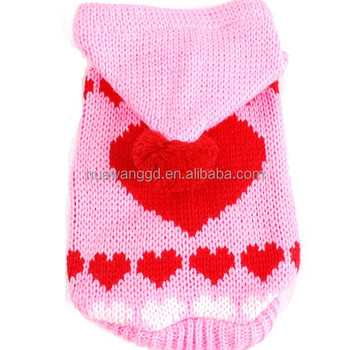 Free Knitting Dog Sweater Patternshand Knitting Patterns Dog
