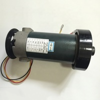 Waterproof single small 180V 220V 5600RPM dc dc treadmill motor 2hp