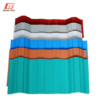 corrugated plastic insulated pvc azulejo pvc thin plastic sheet