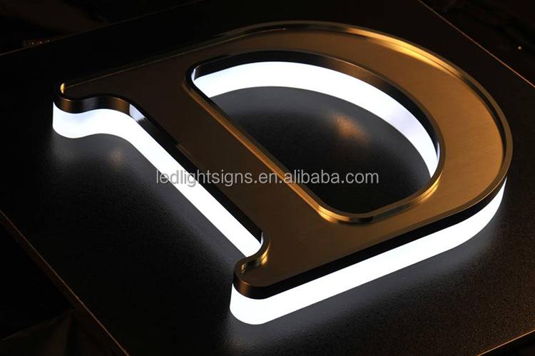 verschiedene stil spiegel edelstahl acryl hintergrundbeleuchtung led buchstaben box. Black Bedroom Furniture Sets. Home Design Ideas
