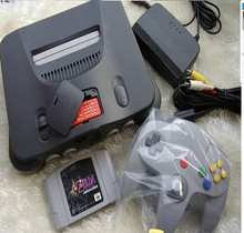 Para N64 video game console