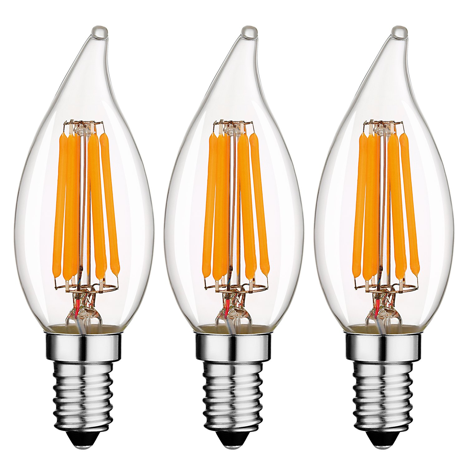 Cheap cfl chandelier bulbs find cfl chandelier bulbs deals on line get quotations keymit c32 6w led candelabra base bulbs deep dimmable e12 chandelier candle lights 2700k arubaitofo Images
