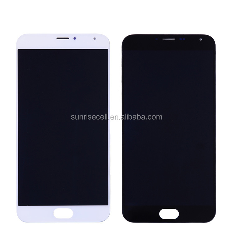 Original For Meizu MX5 Lcd Touch Screen, For Meizu MX5 Lcd With Digitizer