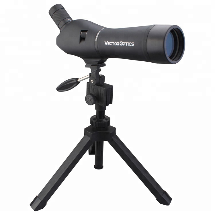 Waterproof 20-60x60 Spotting Scope Zoom Binoculars Astronomical Bird Watching Telescope For Camping and Shooting With Tripod