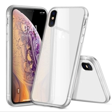 Anti-Scratch Shock Absorption Weichen Silikon Telefon Fall <span class=keywords><strong>Abdeckung</strong></span> Für iPhone XS Xs MAX Xr X 8 7 6