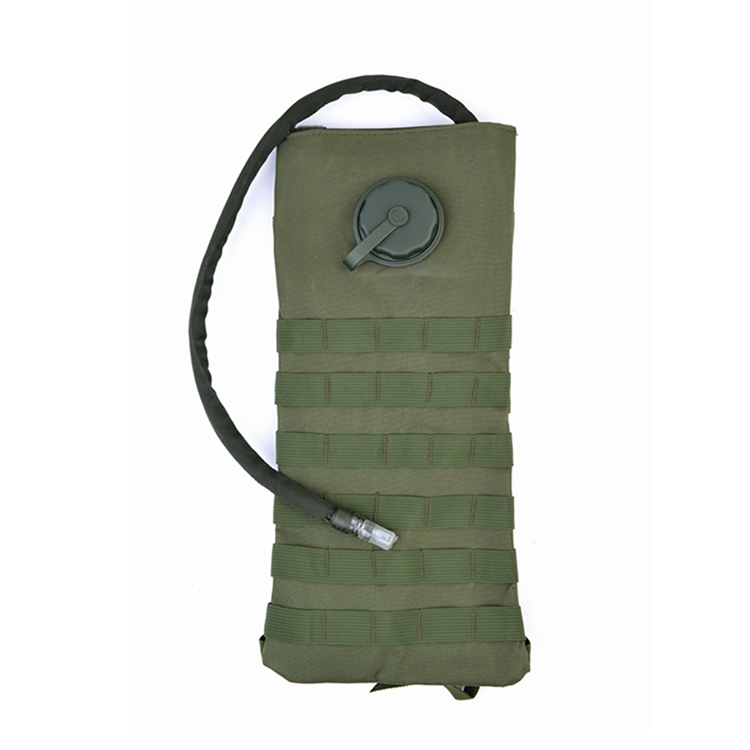 Army Green Trekking Bag Pack Military Camping BackPack Hiking Back pack Water Bladder