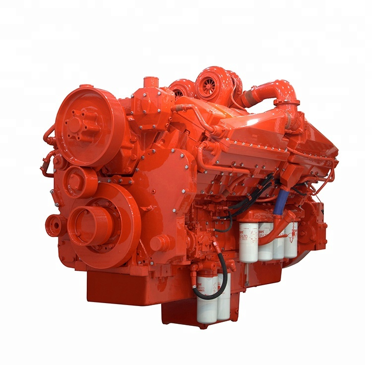 KTA38 High Power Iirrigation waterpomp dieselmotor van CUMMINS CHONGQING