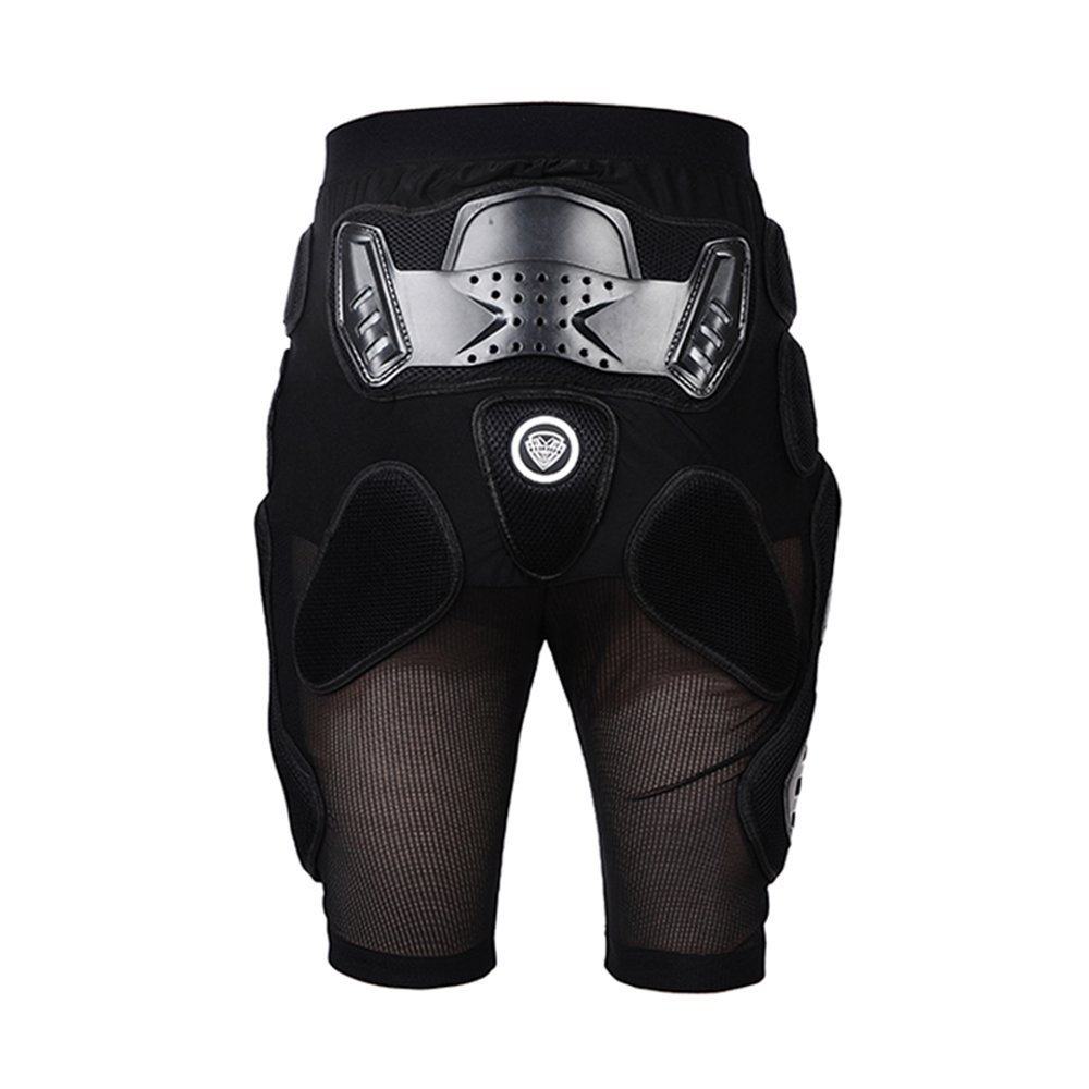 35aecedf29c Get Quotations · SULAITE Motocycle armor pants gear Sport Protective Gear  Hip Pad Motorcross Off-Road Downhill Mountain