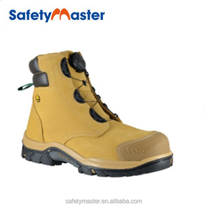 Safetymaster food industry/factory safety shoes plastic toe cap