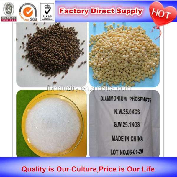 Factory Diammonium Phosphate DAP Fertilizer 18-46-0