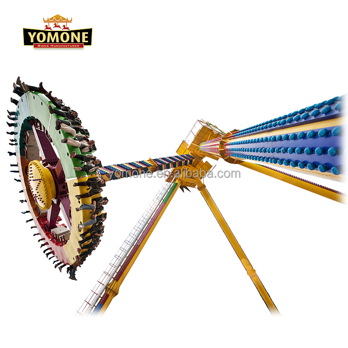 Risk fairground amusement equipment big pendulum adult size zone games