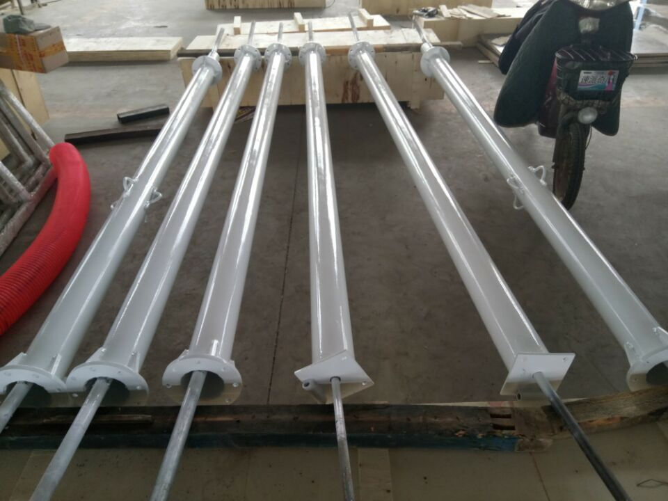 home wind turbine kit pole