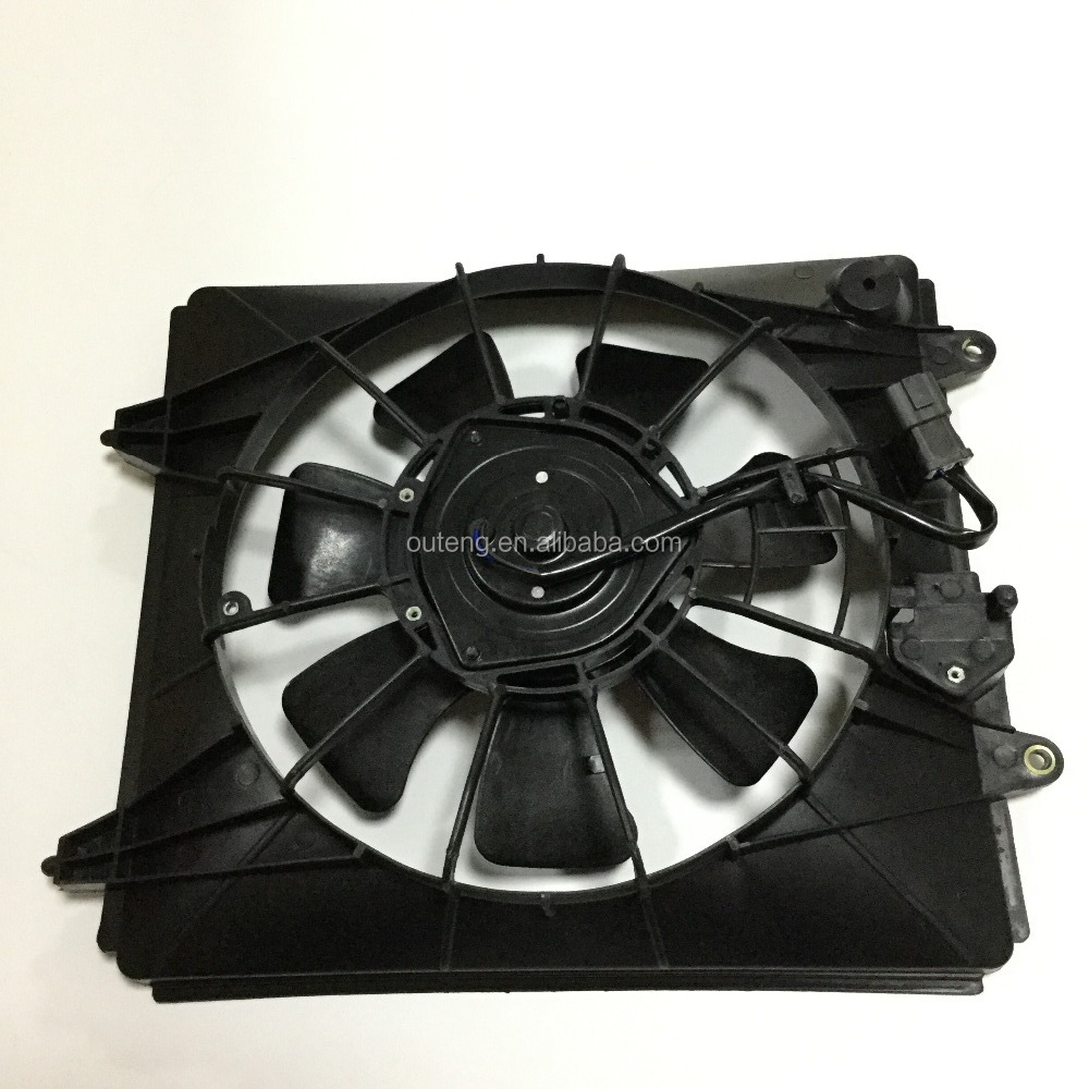 High Performance Electric Car Radiator Cooling Fan For HONDA CRV OEM : 38615-R5A-A01/38615-RZA-A01