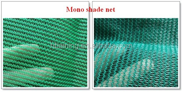 40% uv resistant  agriculture shade nets for garden flower plant