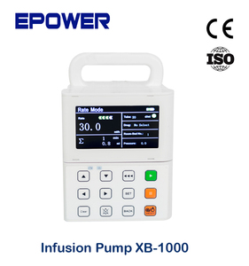 New Arrival CE/ISO approved portable automatic Infusion Pump in hospital ICU CCU Medical equipment