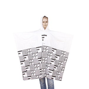 custom pvc waterproof rain poncho for adults reusable raincoat for heavy rain