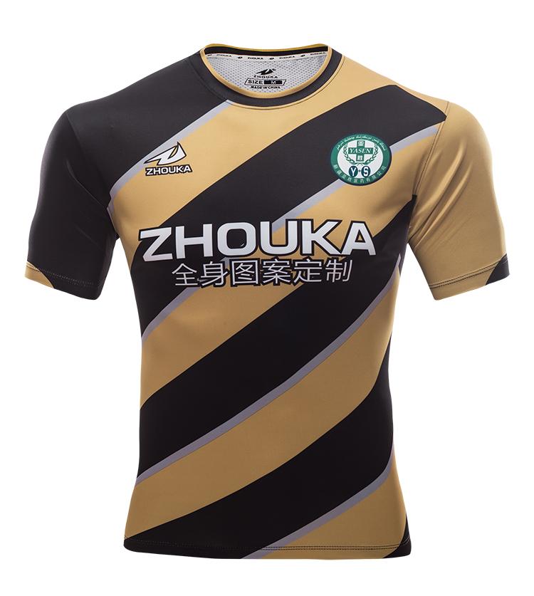 351db5f47 Guangzhou manufacturer sublimated soccer jersey custom blank striped soccer  jerseys cheap original uniforms football wholesale