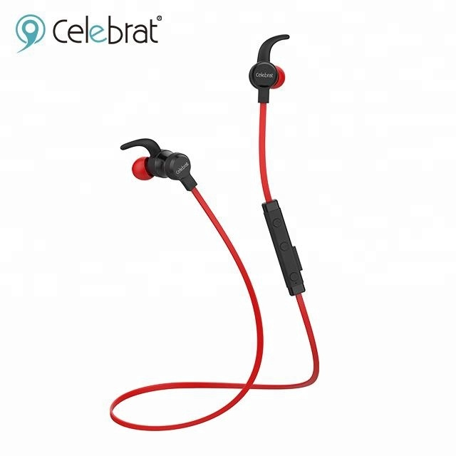 Wholesale Professional Wireless Sports Earphone Hooks Stereo Headset For Running