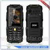 2.4 inch Rugged waterproof cell phone with camera