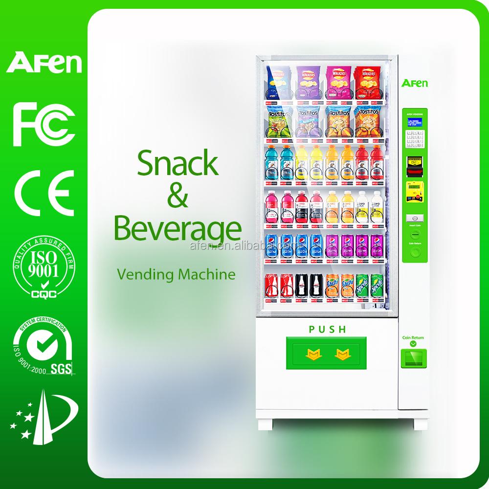 Alimento bebida caliente combo m quina expendedora de aperitivos de alimentos y bebidas maquinas - Maquinas expendedoras de alimentos y bebidas ...