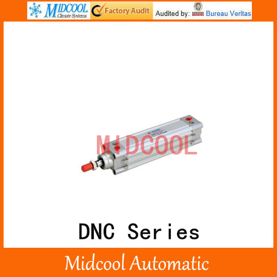 single acting pneumatic cylinder DNC Series ISO 6431 standard DNC40-60-S
