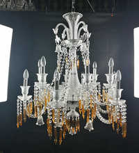 wholesale european Indoor Lighting Crystal Chandeliers & Pendant Lights