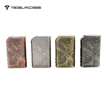 Factory supply Teslacigs newest Steampunk 120W vape mod