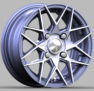 Quality assured alloy wheel 16x7.0 on sales rims with VIA JWL wheel