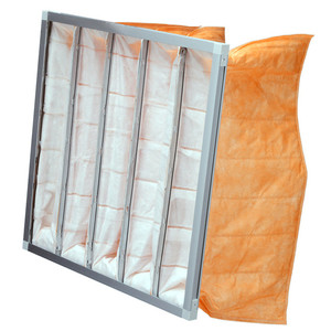 Pocket bag fiber filter manufacturer