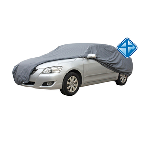 Ultraviolet Proof Low Priced Polyester Car Hood Auto Cover