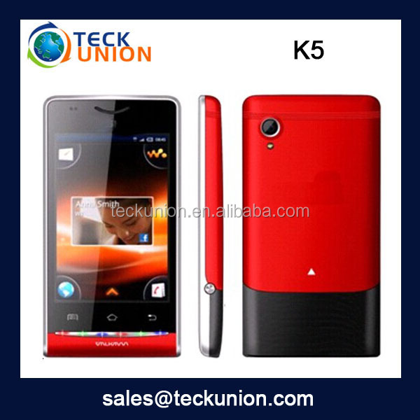 Quad band K5 TV/WIFI cheap PDA mobile phone