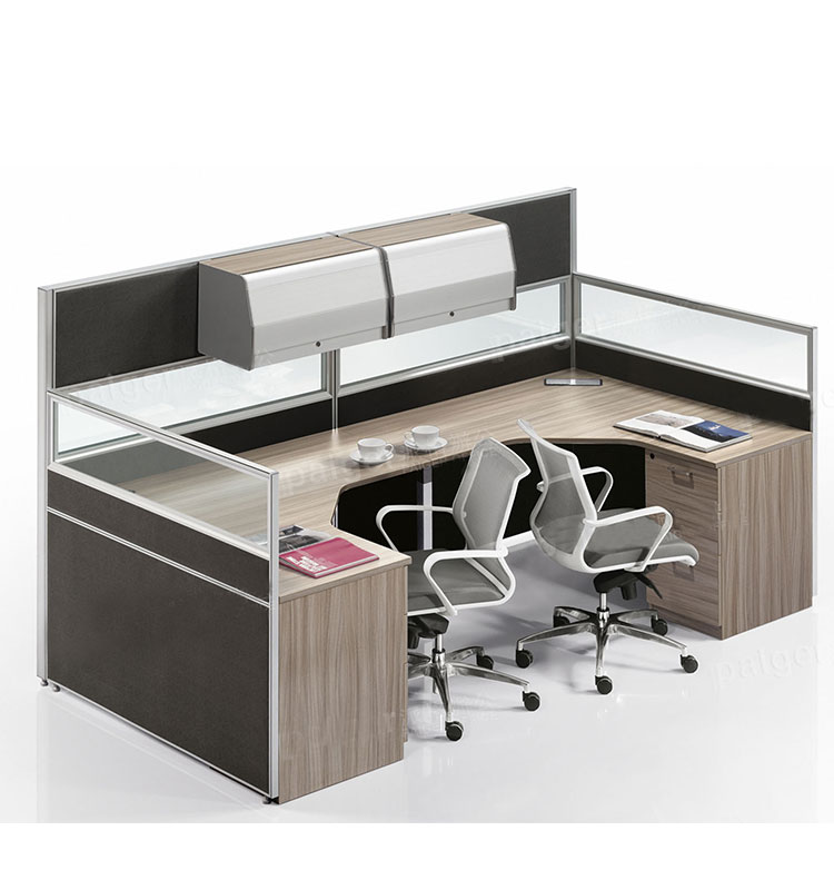 Etonnant Wooden 2 Seater Office Workstation With Overhead Cabinet   Buy Workstation  With Overhead Cabinet,2 Seater Workstation,Office Workstation Product On  Alibaba. ...