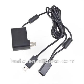 Us Ac Power Adapter Usb Cable For Xbox 360 Kinect Sensor - Buy Ac Power  Adapter Usb Cable For Xbox 360 Product on Alibaba com