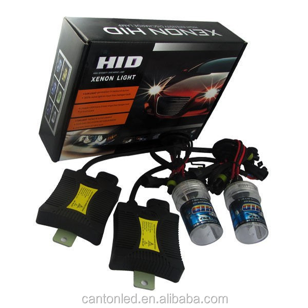 Best Selling Hid Xenon Kit H2 9004 9005 9006 9007 50000k