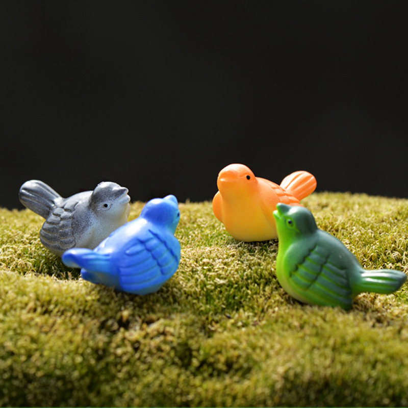 Buy Doll Furnishing Articles Resin Crafts Home Decoration: Online Buy Wholesale Resin Bird Figurine From China Resin