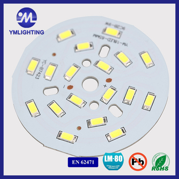Led Chips Led Pcb For Down Light With Brightness Color