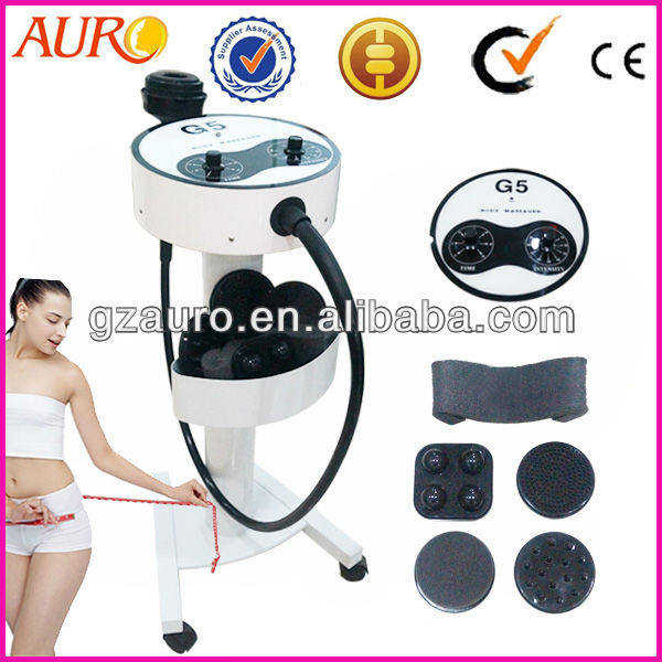 Professional g5 body massage fat reducing slimming equipment used M-A2012