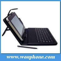 7inch protect case 7inch keyboard case for tablet PC